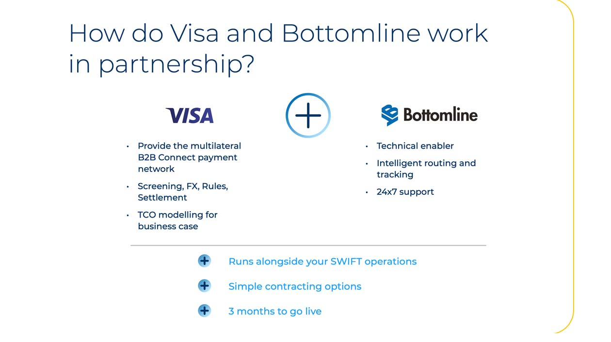 How Visa B2B Connect Works